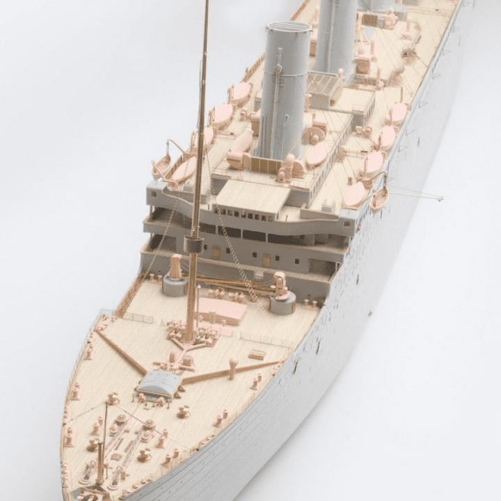 Mk. 1 Design 1/200 R.M.S Titanic Detail Set # MD-20020