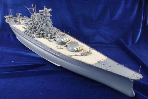 Mk.1 Design 1/350 IJN Yamato Super Detail-Up DX Detailing Pack # MD-35024
