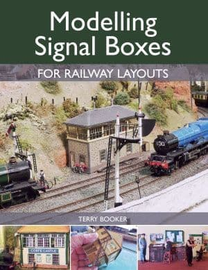 Modelling Signal Boxes for Railway Layout by Terry Booker