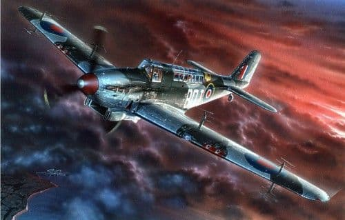 MPM 1/48 Fairey Fulmar NF. Mk. II # 48065