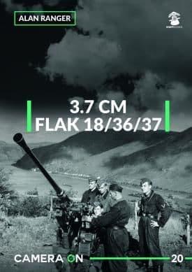 Mushroom - 3.7cm FLAK 18/36/37 CAMERA ON Alan Ranger # CAM20