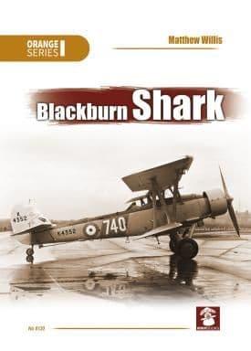 Mushroom - Blackburn Shark (Orange Series) Matthew Willis & Chris Sandham-Bailey # 8120