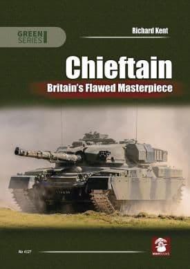 Mushroom - Cheiftan: Britain's Flawed Masterpiece (Green Series) Richard Kent # 4127