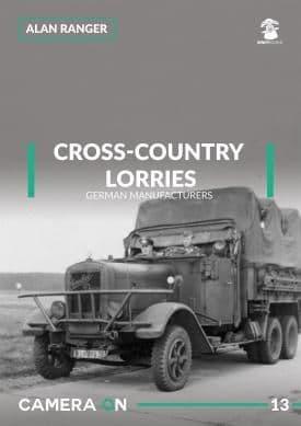 Mushroom - Cross-Country Lorries German Manufacturers CAMERA ON Alan Ranger # CAM13