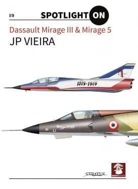 Mushroom - Dassault Mirage III/V (Spotlight On) JP Vieira # SPOT19