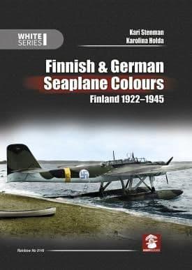 Mushroom - Finnish & German Seaplane Colours Finland 1922-1945 (White Series) # 9146