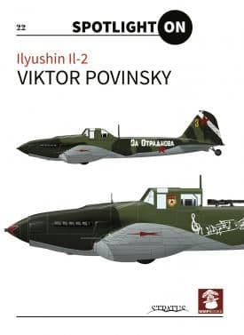Mushroom - Ilyushin Il-2 (Spotlight On) Victor Povinsky # SPOT22