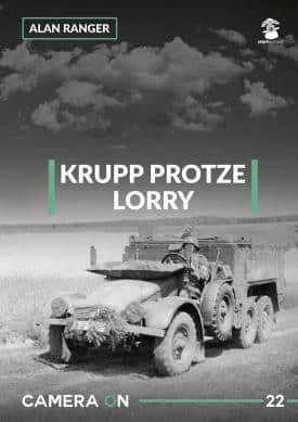 Mushroom - Krupp-Protz Lorry CAMERA ON Alan Ranger # CAM22