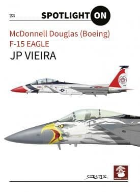 Mushroom - McDonnell Douglas (Boeing) F-15 Eagle (Spotlight On) JP Vieira # SPOT23