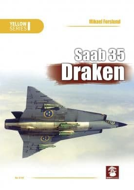 Mushroom - Saab 35 Draken (Yellow Series) Mikael Forslund & Marek Radomski # 6144