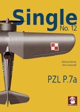Mushroom - Single No.12 PZL P.7a Artur Juszczak & Dariusz Karnas # SIN12