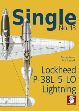 Mushroom - Single No.13 Lockheed P-38L-5-LO Lightning Artur Juszczak & Dariusz Karnas # SIN13