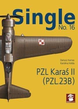 Mushroom - Single No.16 PZL Karas II (PZL.23B) Dariusz Karnas & Karolina Holda # SIN16