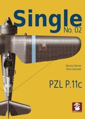 Mushroom - Single No.2 PZL P.11c Arthur Juszczak & Dariusz Karnas # SIN02