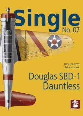 Mushroom - Single No.7 Douglas SBD-1 Dauntless Dariusz Karnas & Artur Juszczak # SIN07
