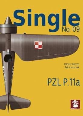 Mushroom - Single No.9 PZL P.11a Dariusz Karnas & Artur Juszczak # SIN09