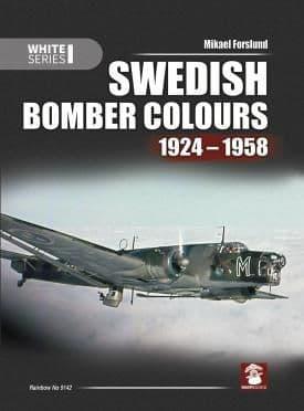 Mushroom - Swedish Bomber Colours 1924-1958 (White Series) Mikael Forslund # 9142