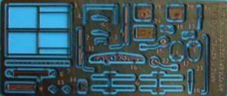 NH Detail 1/72 Krupp Kfz.69 L2H143 Detail Set # NHM72025