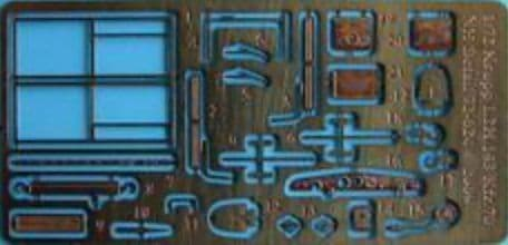 NH Detail 1/72 Krupp Kfz.70 L2H143 Detail Set # NHM72024