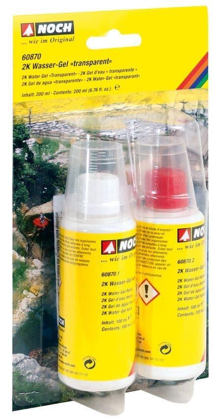 """NOCH - 2K Water Gel """"Transparent"""" # N60870"""