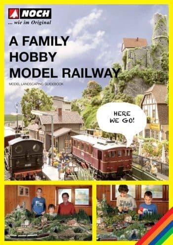 NOCH - A Family Hobby - Model Railway Landscaping Guidebook # N71905