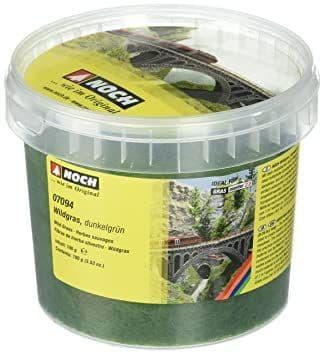 NOCH - Dark Green Wild Grass 6mm (100G) # N07094