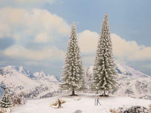 NOCH - Fir Tree Snow (2) Profi Trees 18/20cm # N21966