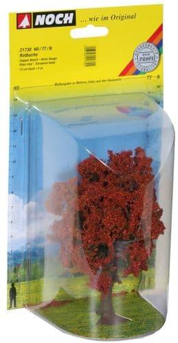 NOCH HO Scale Copper Beech Profi Tree 14cm # N21730