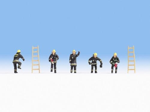 NOCH HO Scale Fire Brigade In Action Sound Scene # N12842