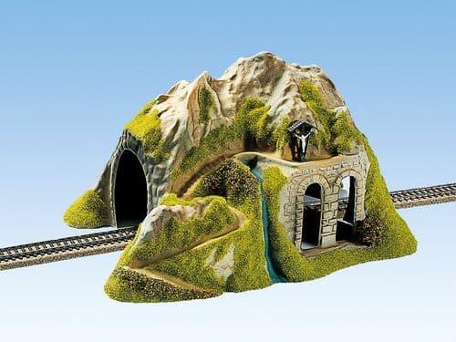 NOCH HO Scale Single Track Straight Tunnel # N02220