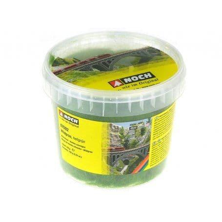 NOCH - Light Green Wild Grass 6mm (100G) # N07092