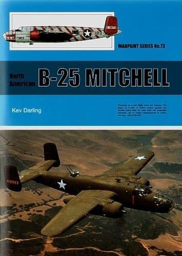 North-American B-25 Mitchell - By Kev Darling