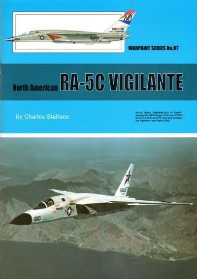North-American RA-5C Vigilante - By Charles Stafrace