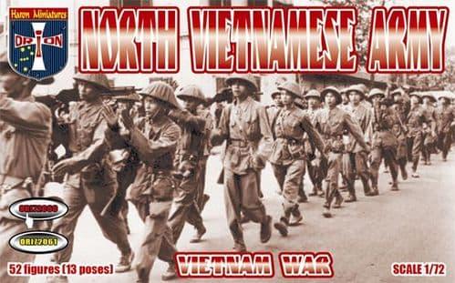 Orion 1/72 North Vietnamese Army (Vietnam War) # 72060