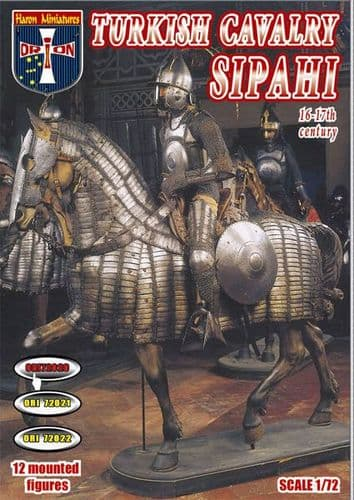 Orion 1/72 Turkish Cavalry Sipahi 16th-17th Century # 72020