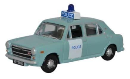 Oxford 1/76 Austin 1300 Metropolitan Police # 76AUS004