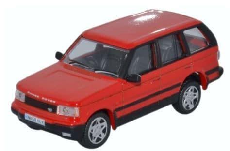 Oxford 1/76 Range Rover P38 Rioja Red # 76P38001