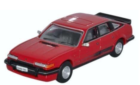 Oxford 1/76 Rover SD1 Targa Red # 76SDV001