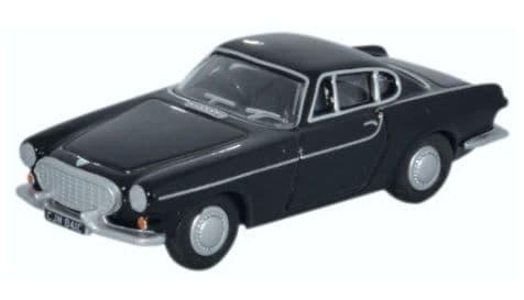 Oxford 1/76 Volvo P1800 Black # 76VP003