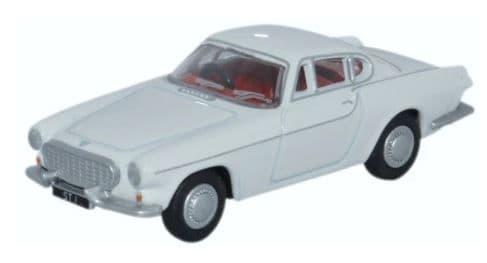 Oxford 1/76 Volvo P1800 White # 76VP002