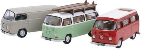 Oxford 1/76 VW Bay Window Set # 76SET35A