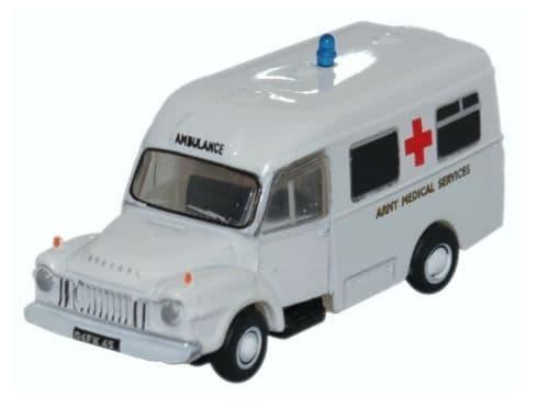 Oxford N Gauge Bedford J1 Ambulance Army Medical Services # NBED006