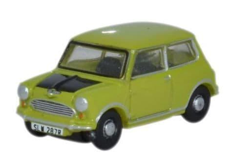 Oxford N Gauge Classic Mini Lime Green # NMN005