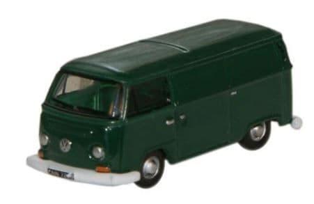 Oxford N Gauge Peru Green VW Van # NVW001