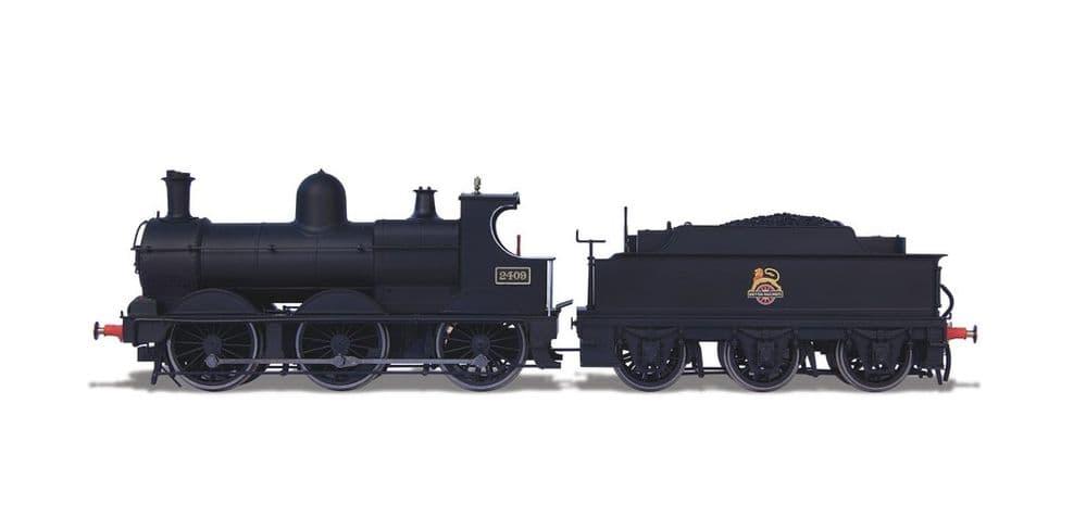 Oxford OO Gauge Rail Dean Goods 2409 Early BR # OR76DG002