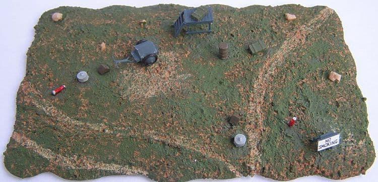 Pavla 1/144 RAF Ground Equipment Set WWII Set I # U44001