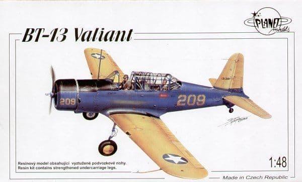 Planet 1/48 BT-13 Valiant # 16648