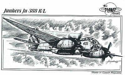 Planet 1/48 Junkers Ju 388 K/L # 05948