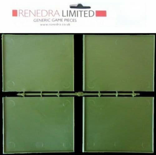Renedra 80 x 100 Movement Trays 4 Per Pack # RNMOV80100
