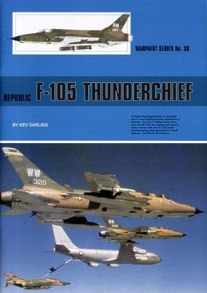 Republic F-105D Thunderchief - By Kev Darling